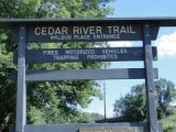 Cedar River Trail-North