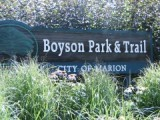 Boyson Trail