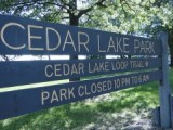 Cedar Lake Trail